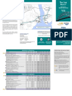Harford County LINK Teal Line Bus Schedule