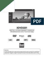 Dual Xdvd3201