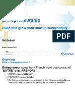 Entrepreneurship v1.0