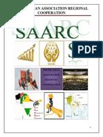 Project on Saarc