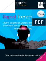 Earworms French 2 Booklet
