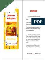 almadrasa  - Dicc Arabe Español Fonetica (2 pags)