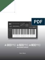 A800 Pro Manual