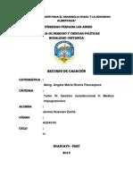 AÑO DE LA INVERSIÓN PARA EL DESARROLLO RURAL Y LA SEGURIDAD ALIMENTARIA
