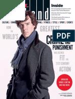 Esquire Weekend - 21st January 2014.Bak