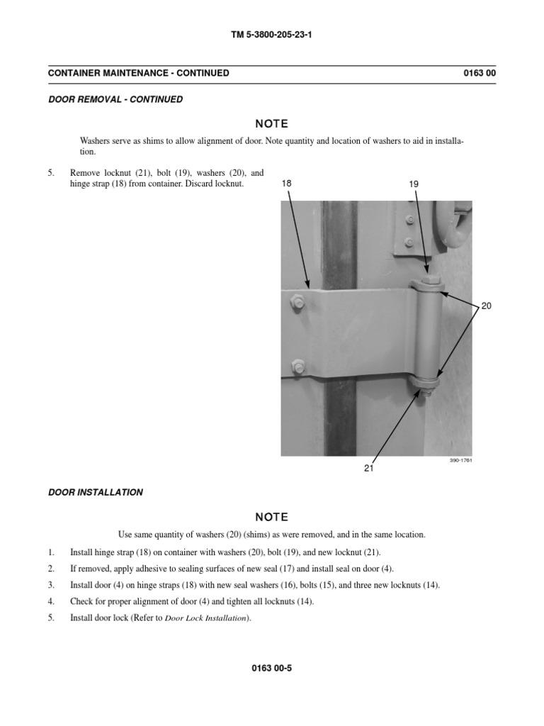 Tm 5 3800 205 Part 3 Fiberglass Fibre Reinforced Plastic 24 Volt 8030 Alternator Wiring Diagram