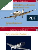 Light Aircraft Stability