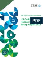 IBM Black Friday sales report