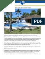 Houses In Arraial d'Ajuda Your Own Personal Resort