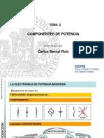 Tema 2_componentes de Potencia