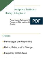 Tutorial on Statistics