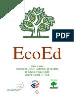 Manual Eco Ed Grades 3 8