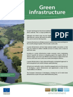 EU guidelines green infrastructure