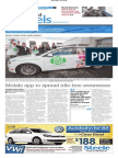Herald WHEELS - 'IDLE-FREE for our kids' Mar. 8, 2014