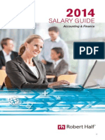 Financial Salary Guide 2014