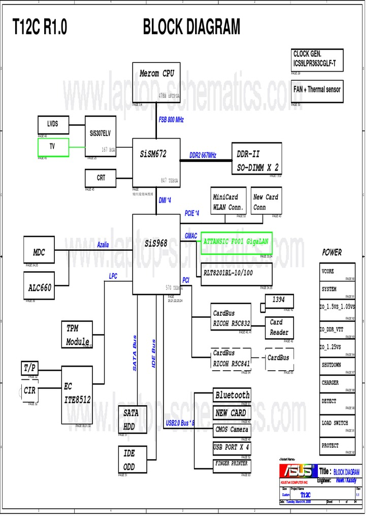 Asus motherboard connection diagram search for wiring diagrams asus t12c x51c motherboard schematic diagram rh scribd com asus motherboard manual pdf asus motherboard circuit diagram pdf ccuart Image collections