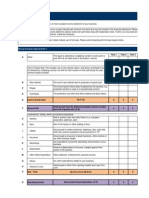 Income Statement Template 2