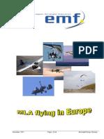 Flying in Europe N