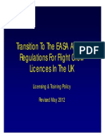 Transition to EASA May 2012_Date Change_v3