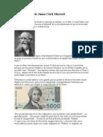 Las Ecuaciones de James Clerk Maxwell