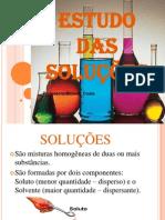ESTUDO DAS SOLUÇÕES - slide 2º ano