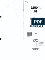 Elemente de Patologie Chirurgicala (Dorel Firescu) 2005
