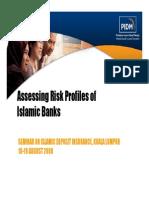 risk in islamic banking