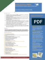 Preparación Intensiva Examen PMP EBSJ09