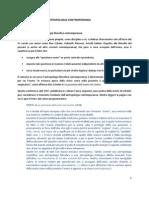 Lezione 8 - Aspetti Dell'Antropologia Contemporanea