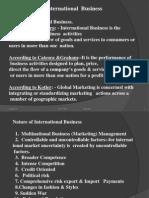 IB Presentation1