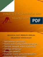 Pengurusan Olahraga Dan Merentas Desa