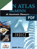 Gran Atlas McMinn de Anatomia Humana
