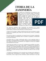 Historia de La Masoneria en Bolivia