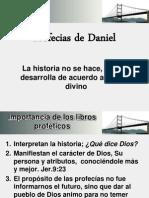 Profecias de Daniel IBE Callao