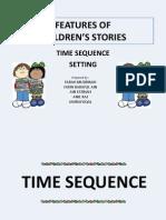 Features of Children_s Stories
