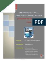 Informe de Topografia Con Estacion Total