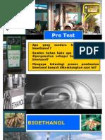 Power Point Bioetanol
