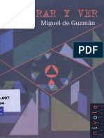 Guzman Miguel de - Mirar Y Ver