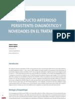 cv_35_CONDUCTO ARTERIOSO PERSISTENTE- DIAGNÓSTICO Y NOVEDADES EN EL TRATAMIENTO