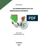 Modul Pelatihan Java