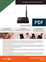 DIR-610 Datasheet A1 BR