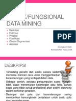 04 - Teknik Atau Fungsionalitas Data Mining