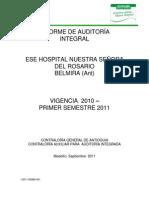 BELMIRA-ESE-I-2010-1°SEM-2011-INFORME