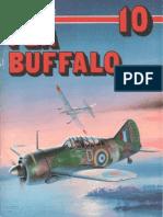 (Monografie Lotnicze No.10) F2A Buffalo