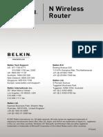 Belkin f5d8233