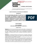 Constitucion de Corrientes