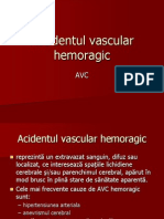 79652573 Accidentul Vascular Hemoragic