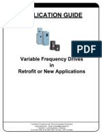 VFD - Application Guide for Hvac System