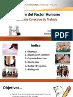 Contrato Colectivo de Trabajo Mexico