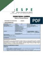 Syllabus Electromagnetismo I